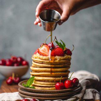 Museli and Pancake Mix