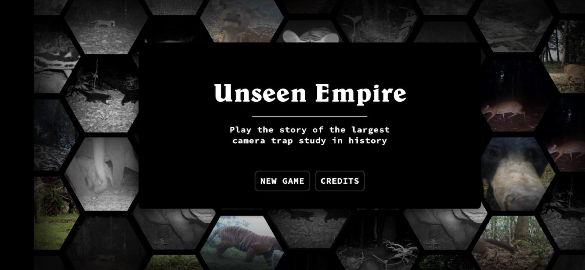 Unseen Empire Conservation and Environmental Gamification