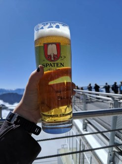 zugspitze highest beer in germany
