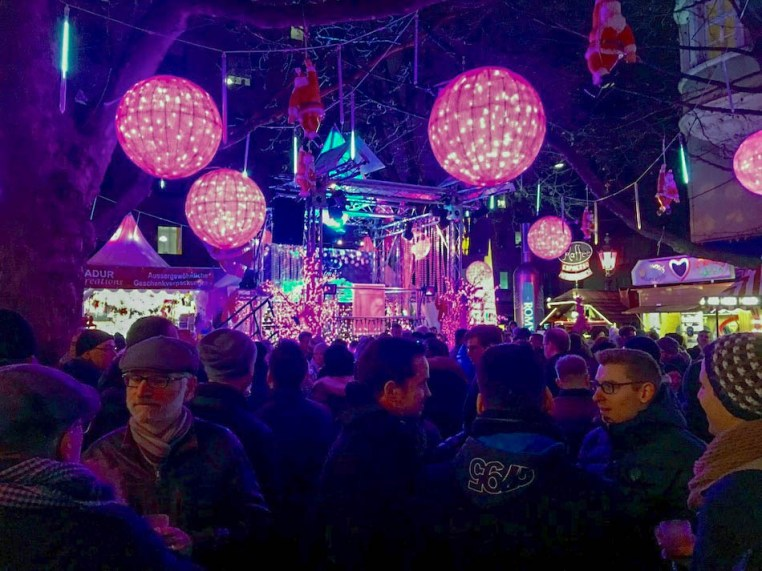 Pink Munich Christmas Market LGBTQI