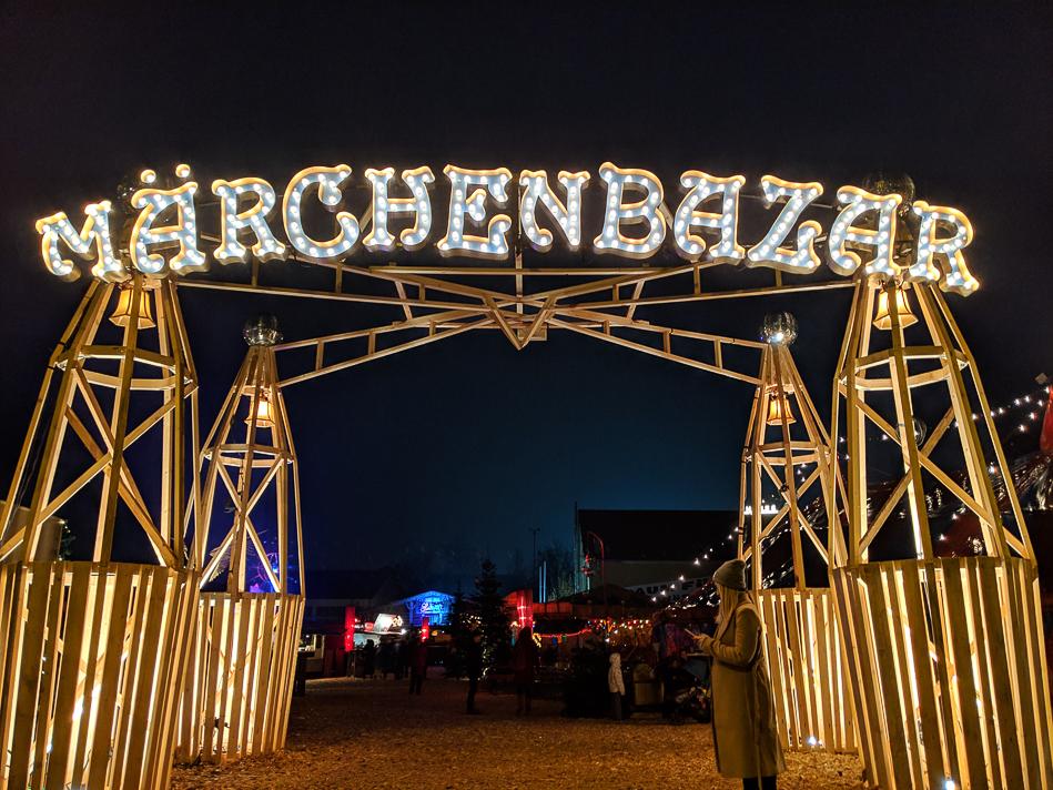 Munich Märchenbazar Fairy Tale Market