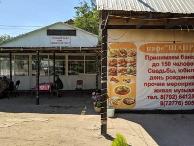 Kazakhstan vegetarian guide