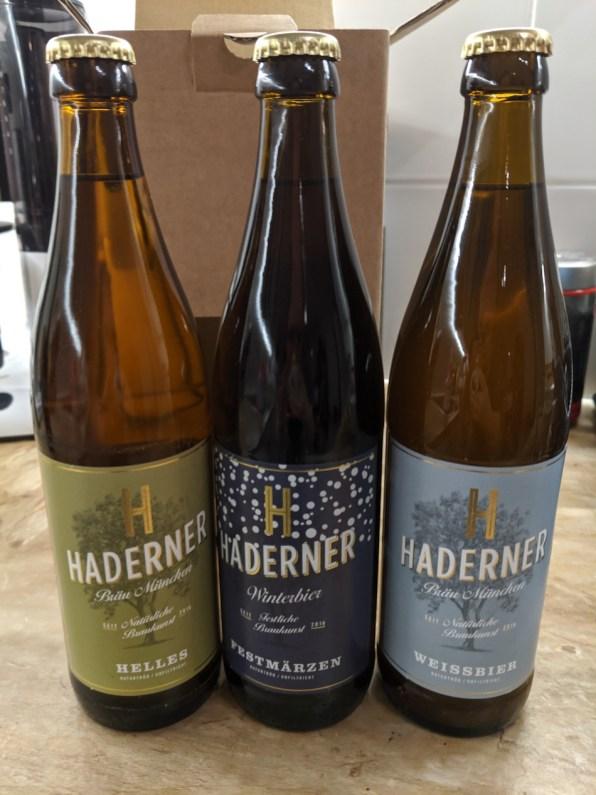 Munich craft breweries