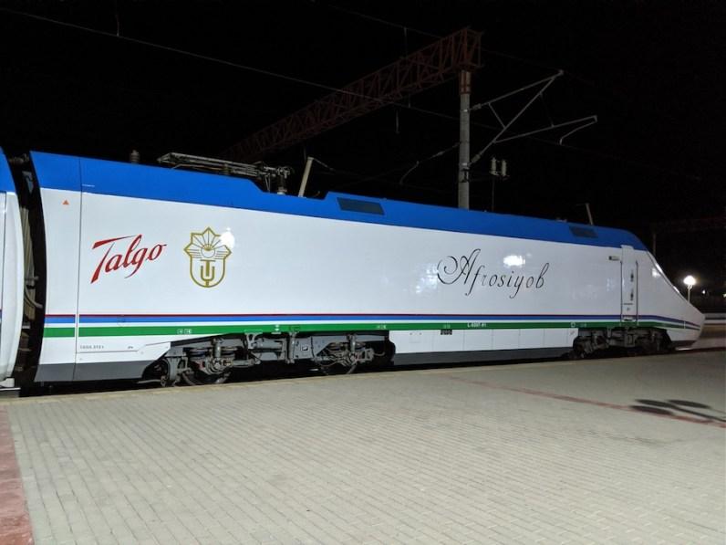 Bukhara Train
