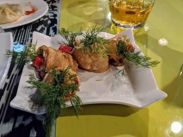 Bukhara Vegetarian Food
