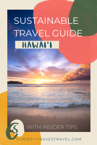 Sustainable Travel Guide Hawaii