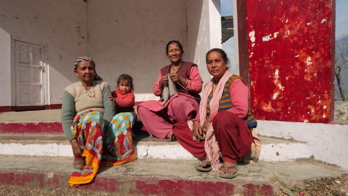 Women of Darkot Villate India
