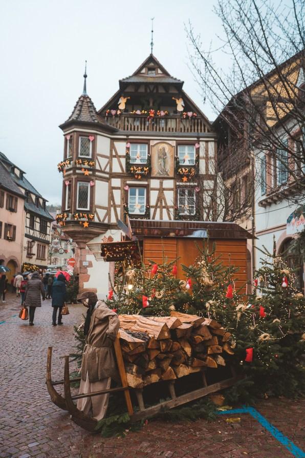 Kaysersberg Christmas Market