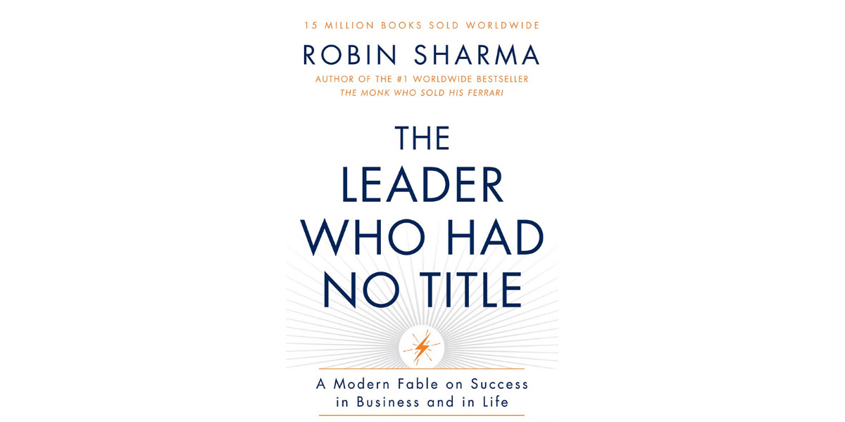 The Leader Who Had No Title Book Summary