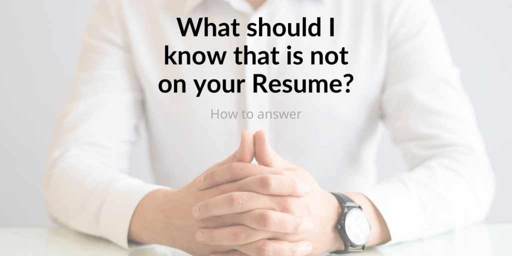 interview question with answer