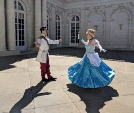 Historically Accurate Disney Princess Dances