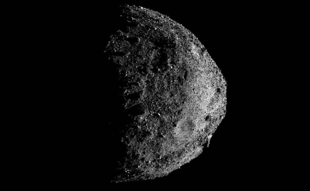 Image Credit: NASA's OSIRIS-REx.
