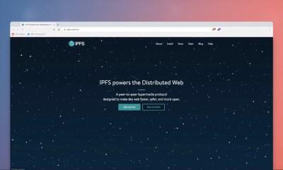 Brave es el primer navegador en soportar el protocolo IPFS, similar a BitTorrent pero para descentralizar la web