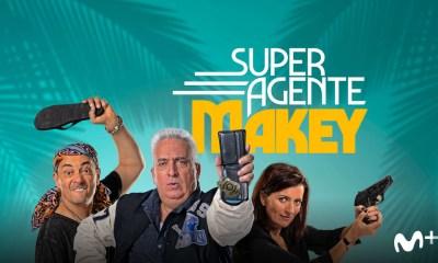 Todos los estrenos de Movistar+ en febrero 2021: temporada 2 de 'Hierro', 'SuperAgente Makey', 'Becky' y más