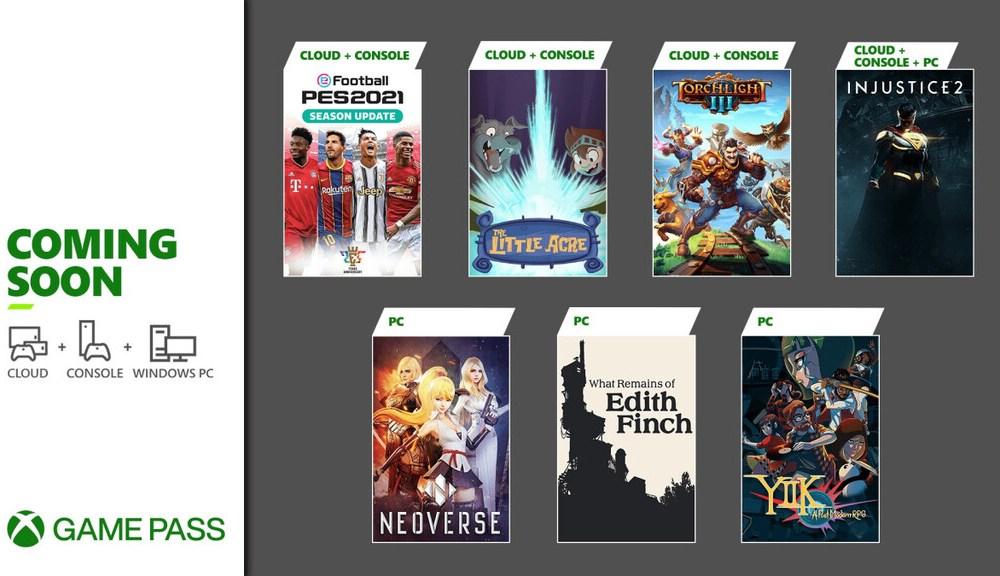 Torchlight III, Injustice 2 y otros cinco juegos más llegarán a Xbox Game Pass en la primera mitad de enero