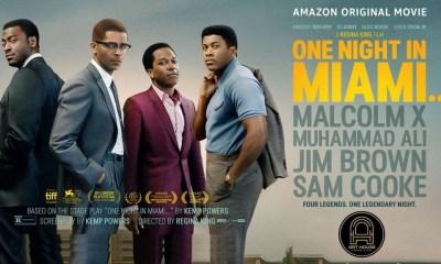 'Una noche en Miami…': la película de Regina King para Amazon es una notable ficción histórica con sabor a Óscar