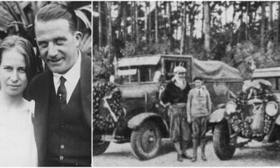 Esta mujer fue la primera persona que dio la vuelta al mundo en un coche