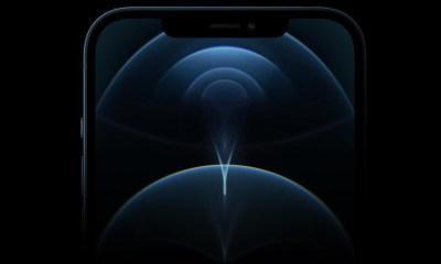 Esto es lo que podríamos tener en la pantalla «always-on» de un iPhone 13