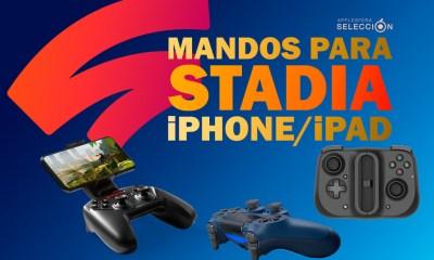 Jugar a Stadia en iPhone y iPad: mandos para disfrutar del servicio de videojuegos en streaming de Google en iOS
