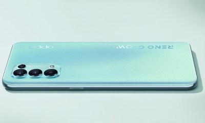 OPPO Reno 5 K: un nuevo móvil 5G con Snapdragon 750G, pantalla a 90 Hz y carga rápida de 65W
