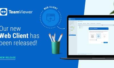 TeamViewer habilita el acceso remoto a través de la web y con cualquier navegador