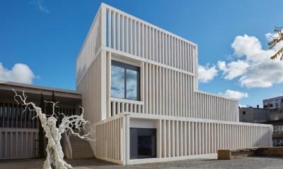 El arte contemporáneo brilla en el nuevo Museo Helga de Alvear en Cáceres