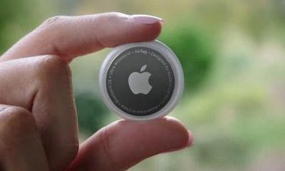 Apple AirTag: nuevo localizador con altavoz integrado, cifrado de extremo a extremo y resistencia IP67