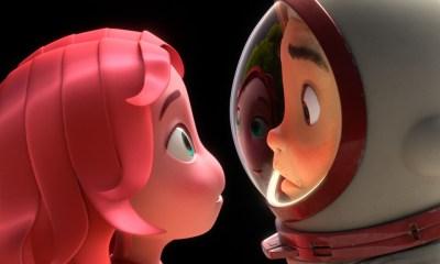 Apple anuncia 'Blush', la primera colaboración con Skydance Animation para Apple TV+