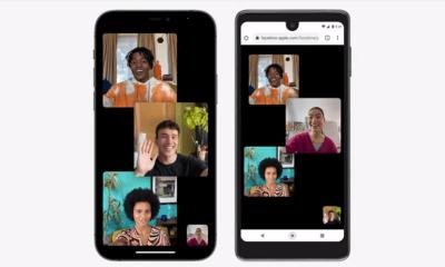 Facetime se hace multiplataforma: los usuarios de Android y Windows se podrán unir a las llamadas desde el navegador