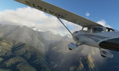 La quinta gran actualización de Microsoft Flight Simulator dedicada a los países nórdicos se podrá descargar la semana que viene