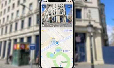 Look Around llega a todo España en la beta de iOS 15, desde grandes ciudades hasta pequeños pueblos