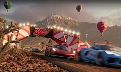 Babea con la espectacularidad de los biomas de Forza Horizon 5 y úsalos como fondos de pantalla