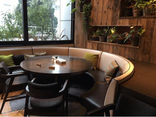 【朝カフェ】新宿・tavern on S