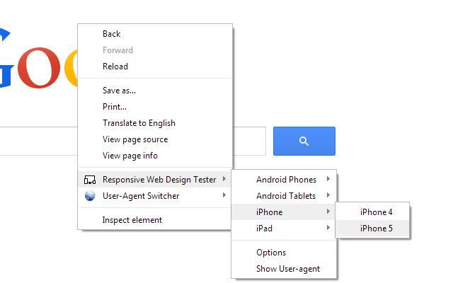 extencion responsive design tester