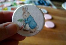 Photo of The Tale of Peter Rabbit Free Crafts, Activities, and Shower Ideas (Beatrix Potter)