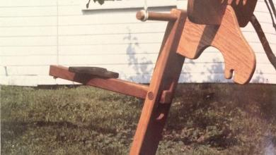 Photo of How to Make a Wooden Ride on Animal Swing – Fun with Retro Project Books