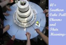 Photo of 43 Wedding Cake Pull Charms Meanings and Customs
