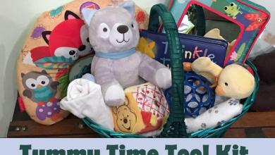 Photo of Tummy Time Toolbox for Babies Who Hate Tummy Time