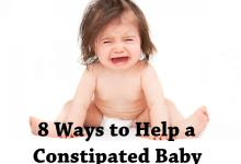 Photo of 10 Ways to Help a Constipated Baby