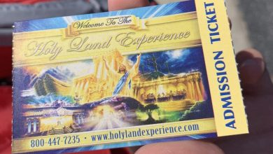 Photo of A Day at the Holy Land Experience in Orlando, Florida