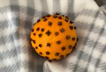 Photo of Orange Clove Pomanders – Easy Toddler Craft