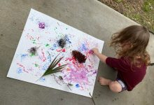 Photo of Wild Painting with Nature Treasures