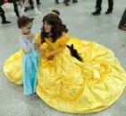 Meeting a Disney Princess can be daunting