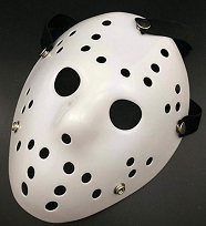 Mask to be used for the Rabbit Raider costume