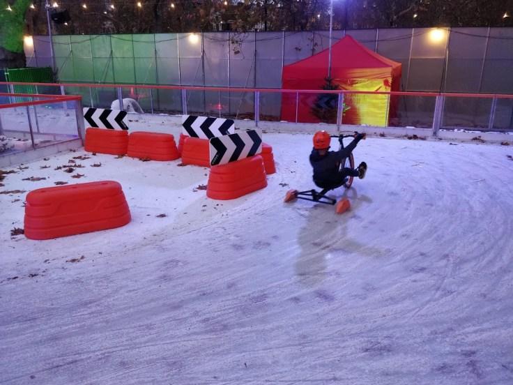 Winter Wonderland With Kids - Ice Trike Trail
