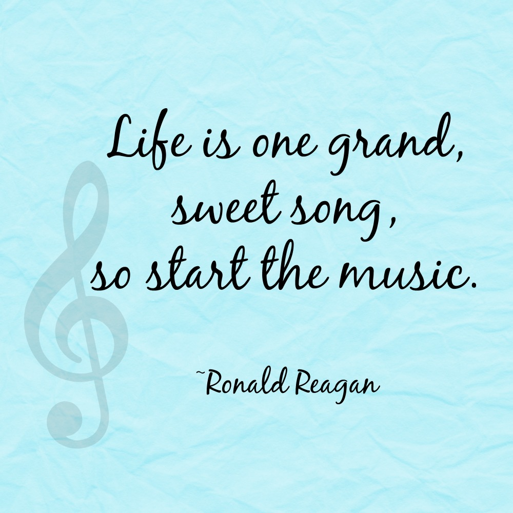 Music Quotes About Life Quotesgram