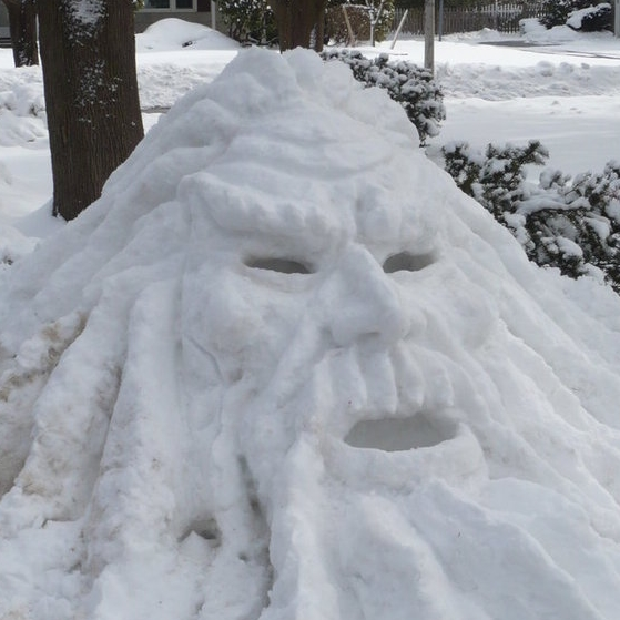 """""""Old Man Winter,"""" a Poem   Simplify Christmas  Old Man Winter"""