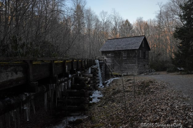 Mingus Mill in Cherokee, North Carolina