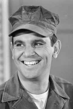 "Ronnie Schell ""Duke Slater"""