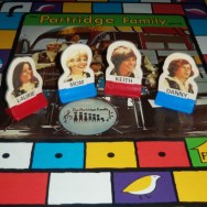 partridge family board game